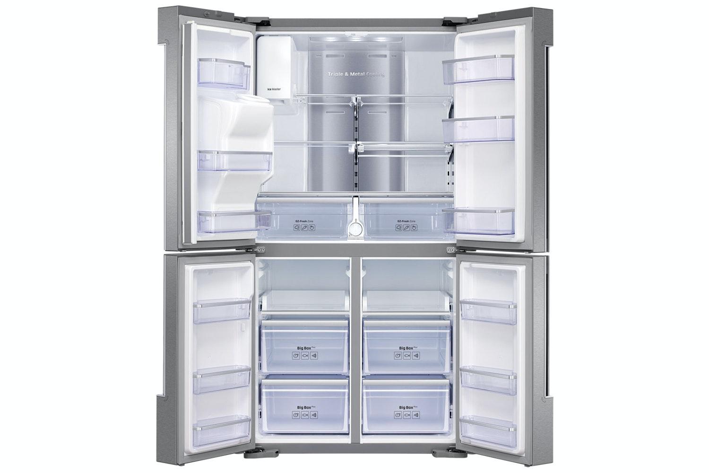 Samsung Family Hub Multi Door Fridge Freezer Stainless Steel | RF56M9540SR/EU