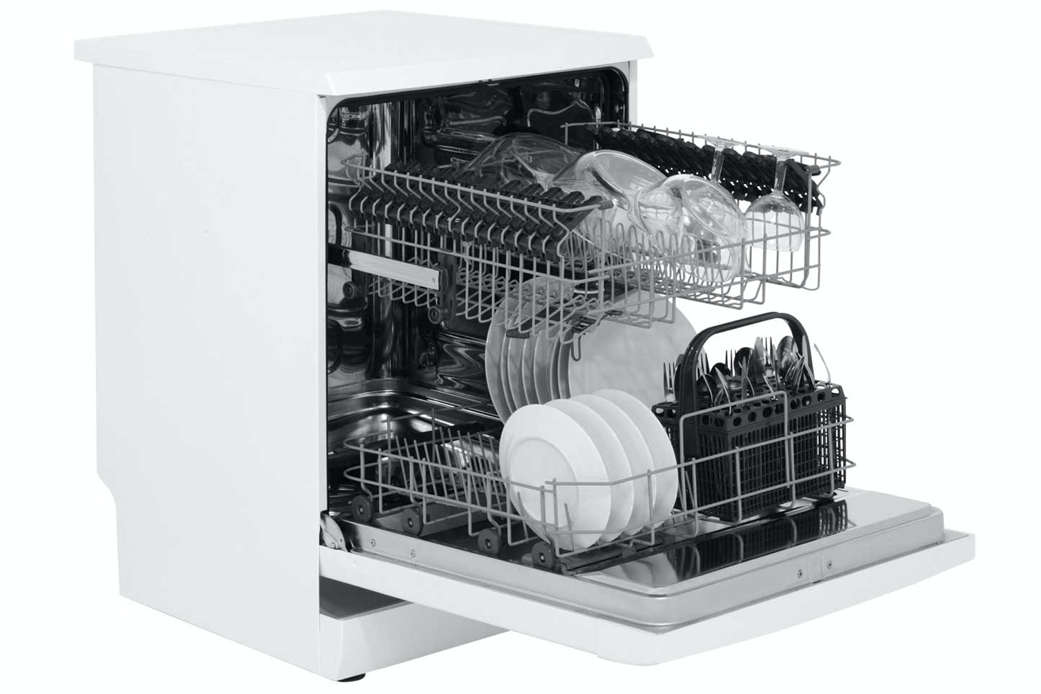 Zanussi Freestanding Dishwasher | 13 Place | ZDF22002WA