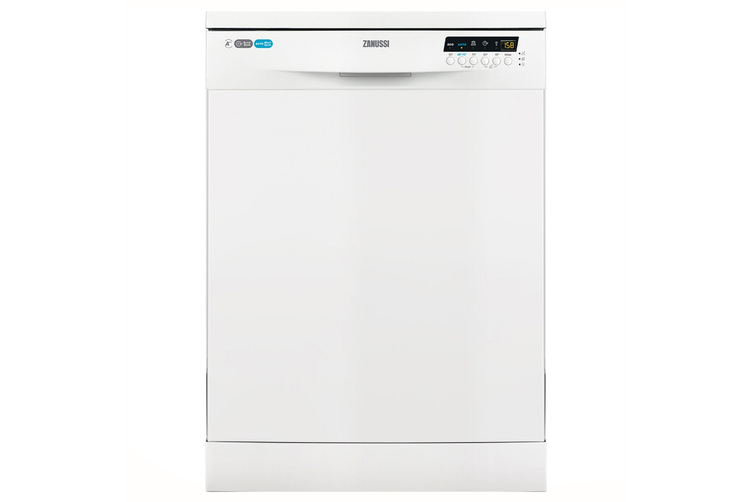 Zanussi Freestanding Dishwasher | 13 Place | ZDF26020WA | White