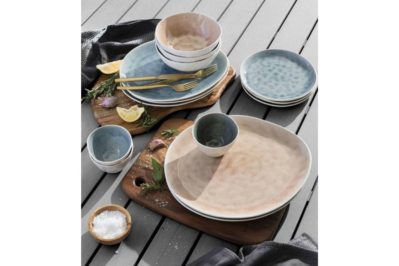 Mw Artisan Platter | Storm Grey 33X29Cm