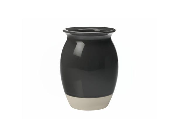 Mw Artisan Utensil Holder | Charcoal