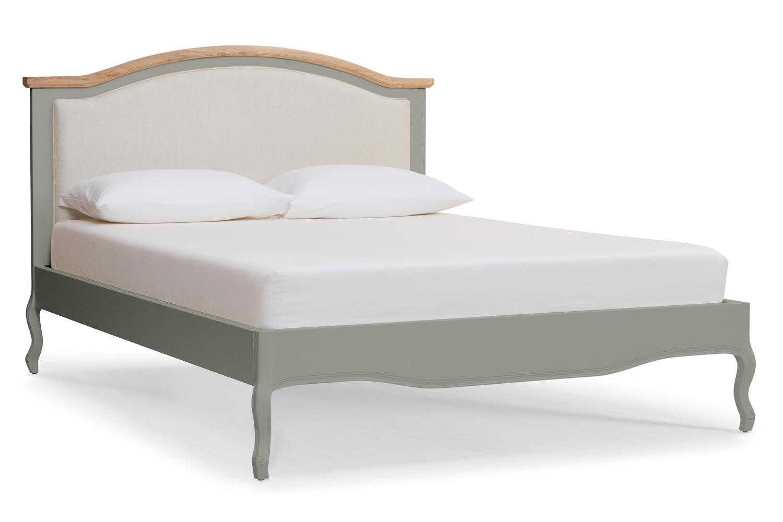 Bouvard Bed Frame 4ft6 | Silver Birch