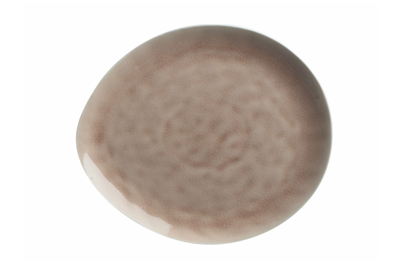 Mw Artisan Platter   Dusk Pink 33X29Cm