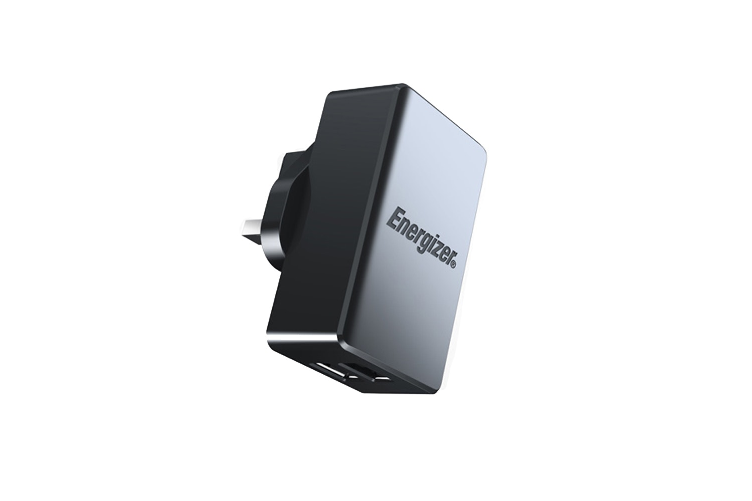 Energizer Ultimate Dual USB 4.8A Wall Charger | Black