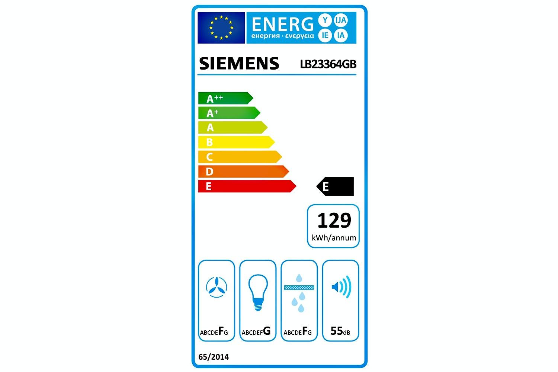 Siemens Cooker Hood | LB23364GB