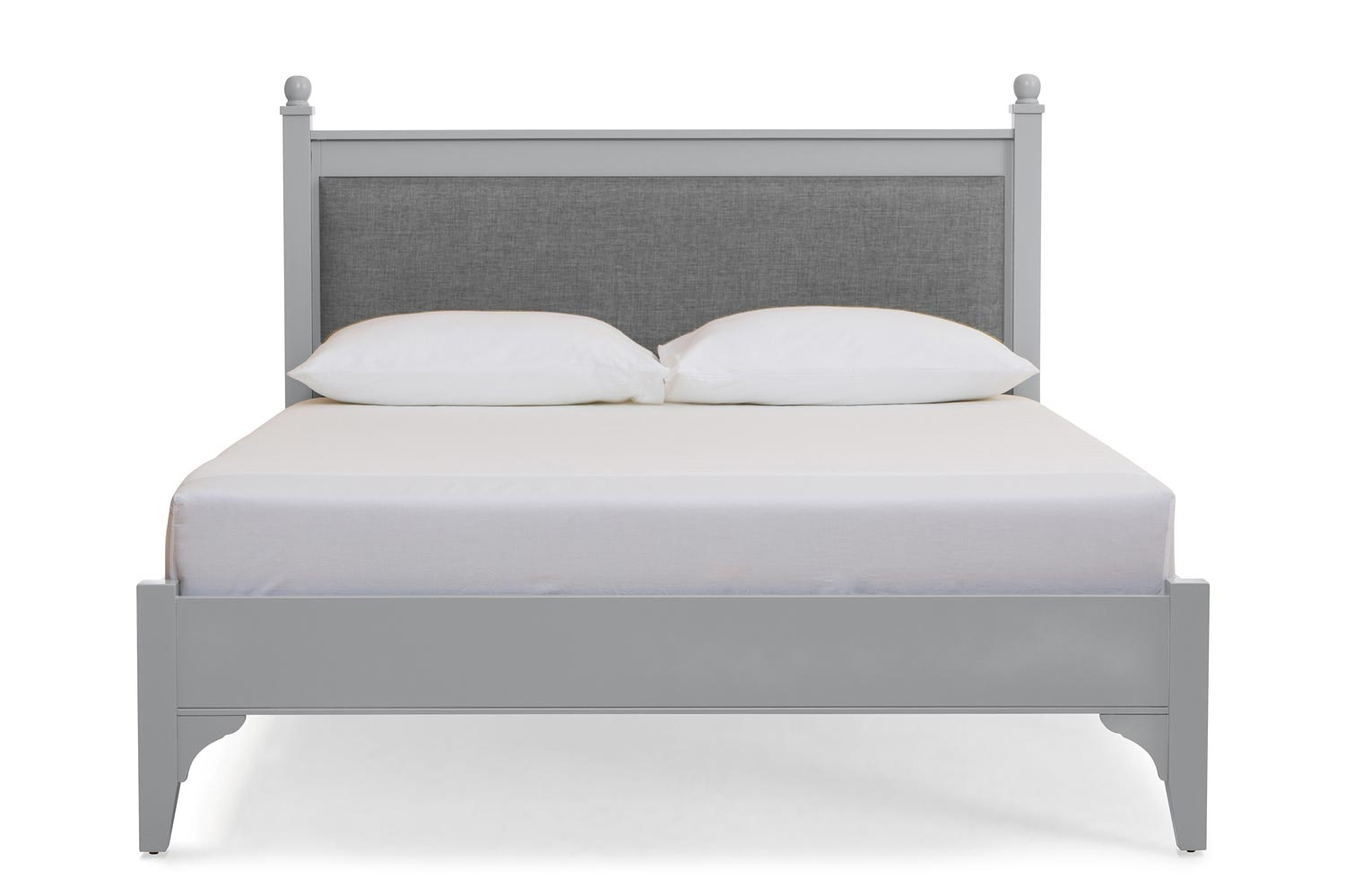 Lynwood Bed Frame | 4ft6 | Colourtrend with Fabric options