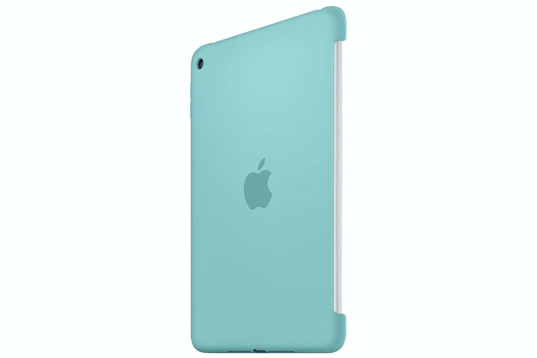 Apple iPad Mini 4 Silicone Case | Sea Blue