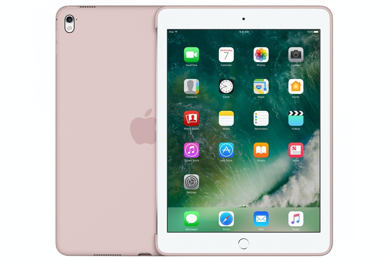 "Apple 9.7"" Silicone Case iPad Pro | Pink Sand"