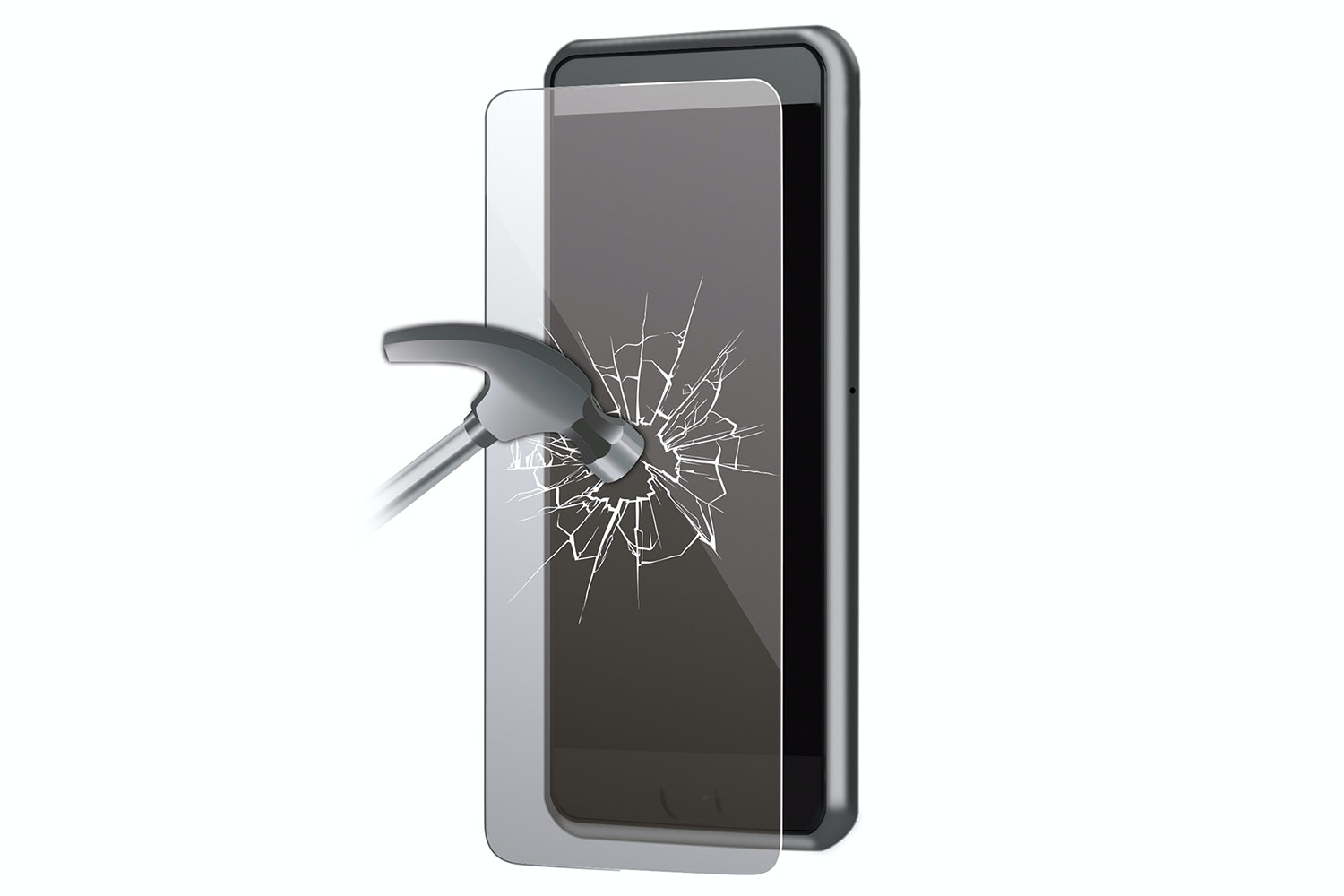 Ksix Extreme Screen Protector | Huawei Y6
