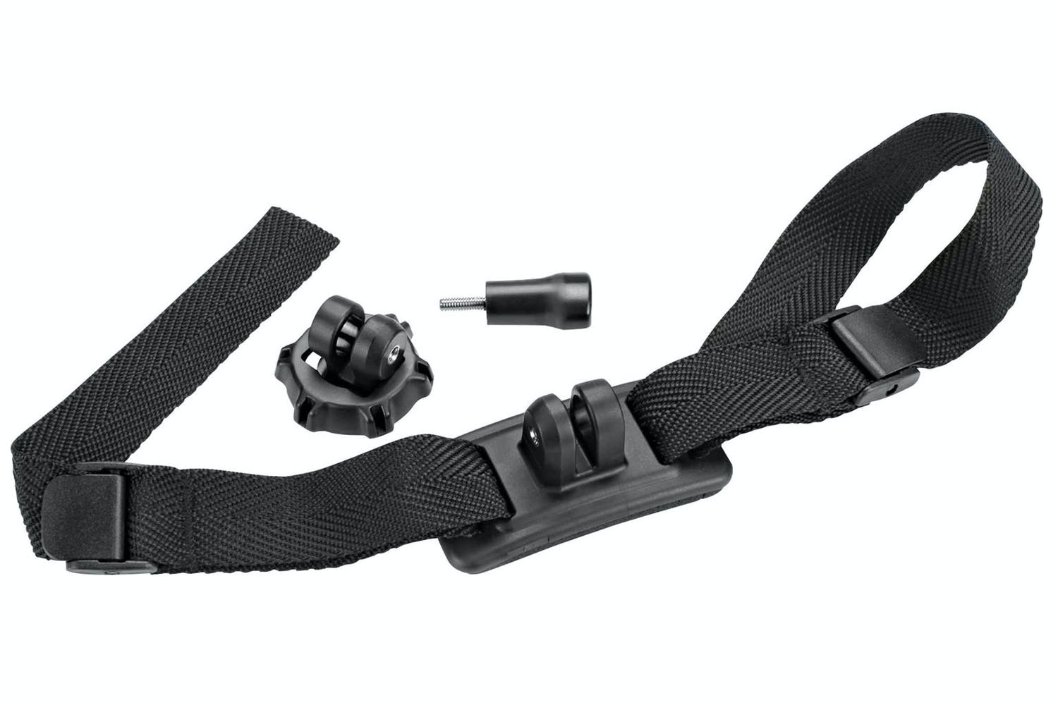 Garmin Vented Helmet Strap Mount For Virb Camera