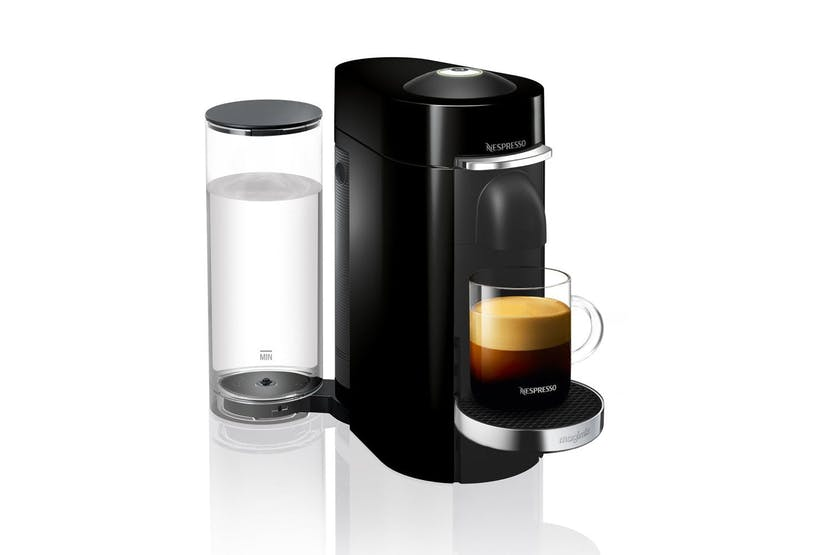 magimix vertuo plus nespresso coffee machine black ireland. Black Bedroom Furniture Sets. Home Design Ideas
