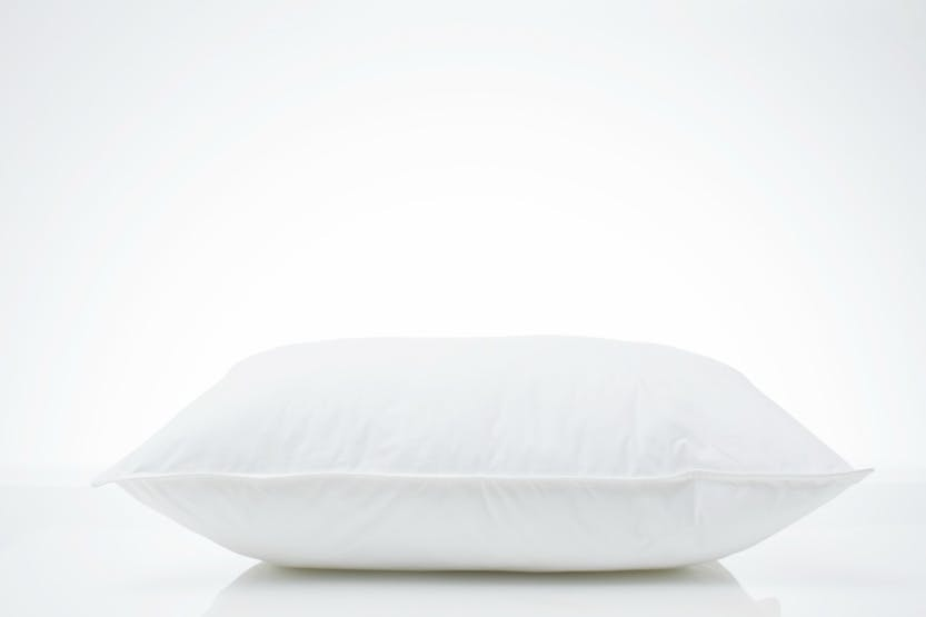 The Linen Room White Goose Down Pillow