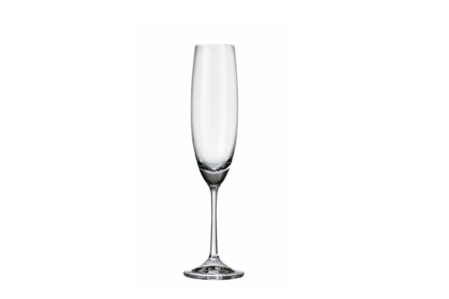Tipperary Crystal | Connoisseur Set Of 2 Champagne Flutes In A Gift Box