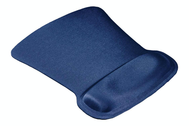 Allsop 30193 Gel Mouse Pad With Wrist Rest | Blue