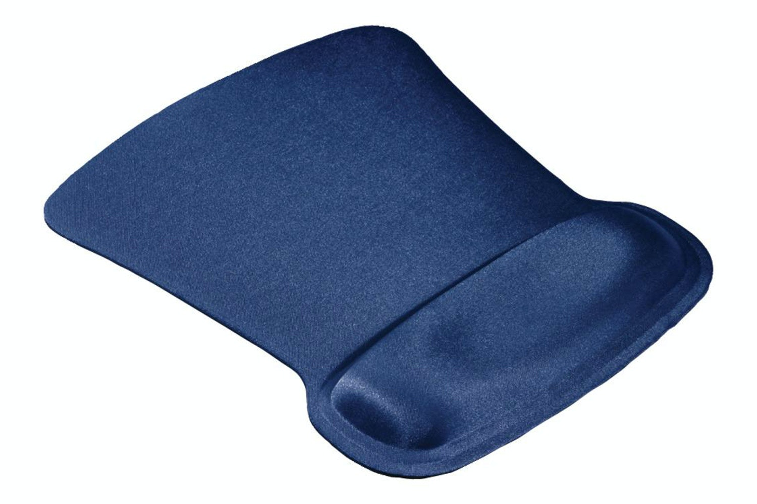 Allsop 30193 Gel Mouse Pad With Wrist Rest | Blue