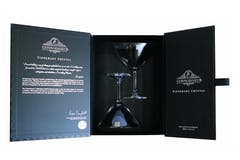 Tipperary Crystal | Connoisseur Set Of 2 Martini Glasses In A Gift Box