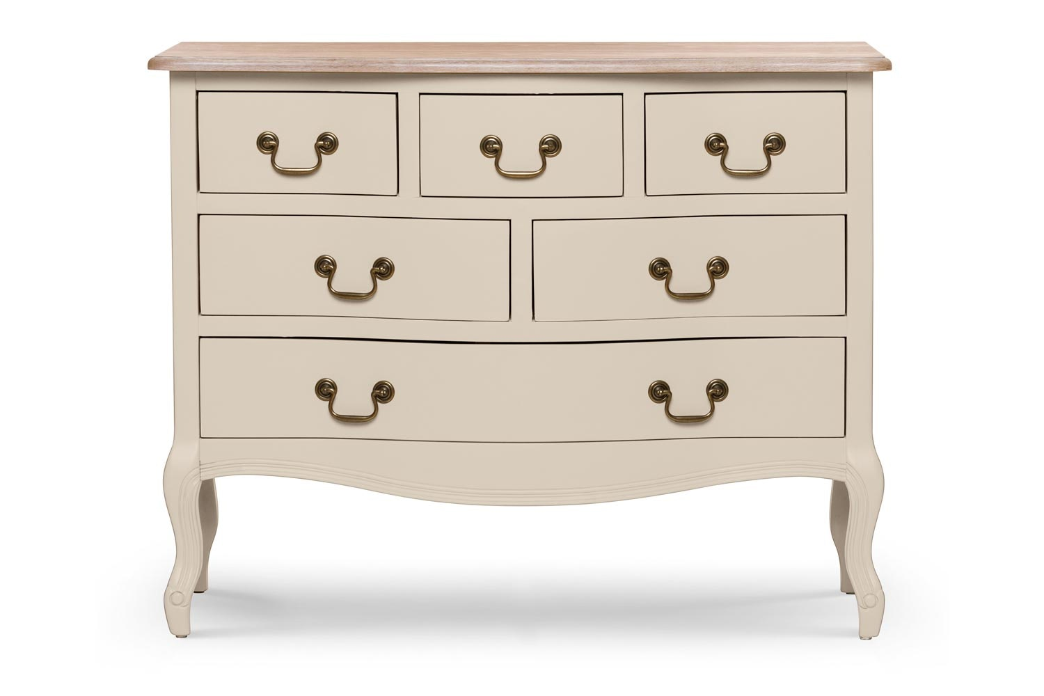 Bouvard Dresser Chest 6 Drawer | Mimimal
