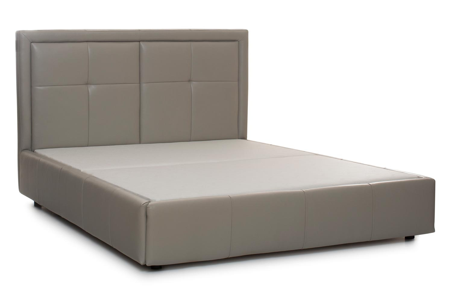 Sheraton Bed| 6FT | Taupe