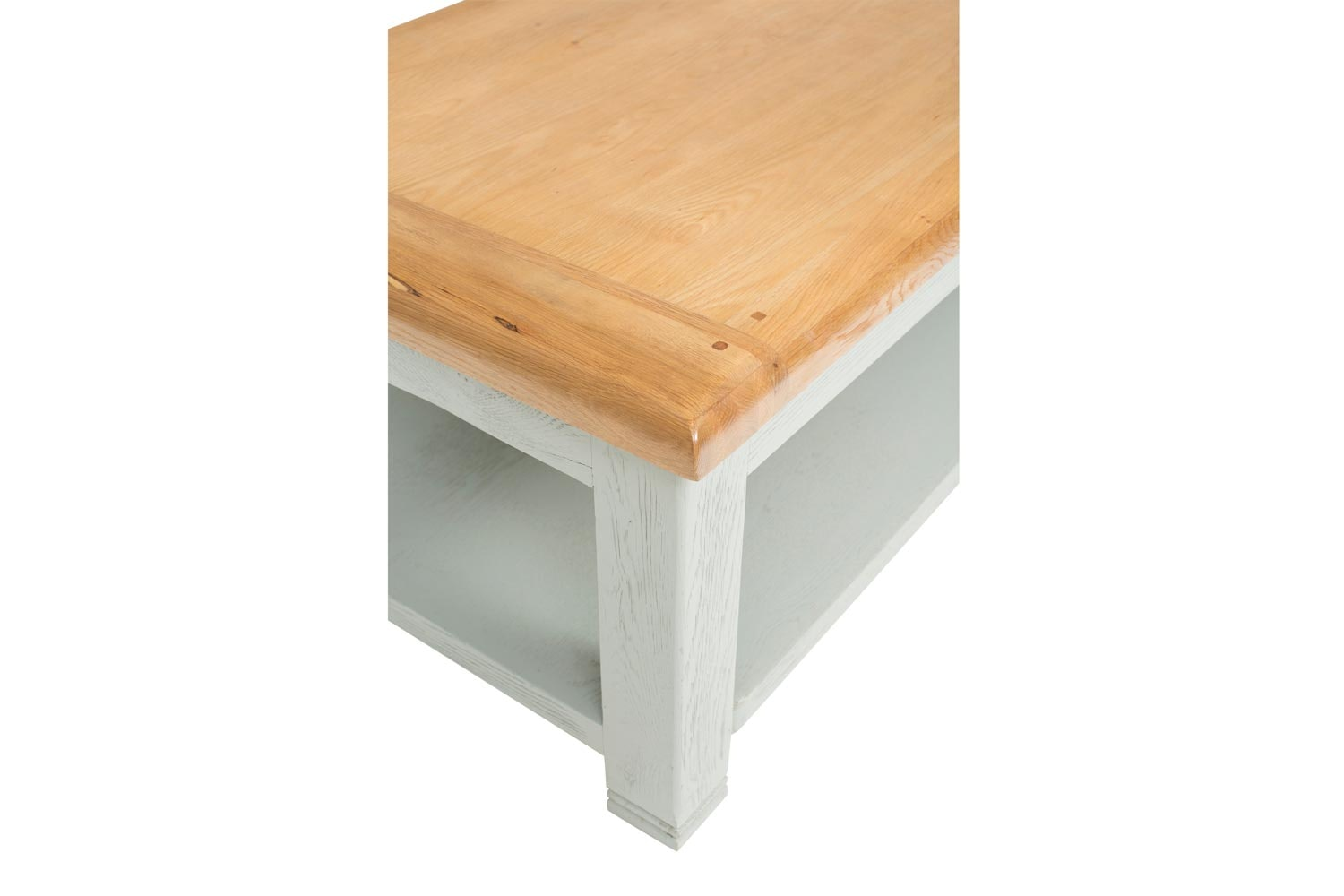 Queenstown Coffee Table | Painted Grey