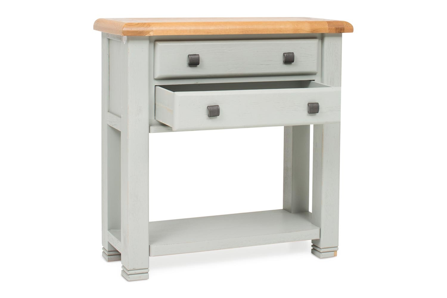 Queenstown Console Table | Painted Grey