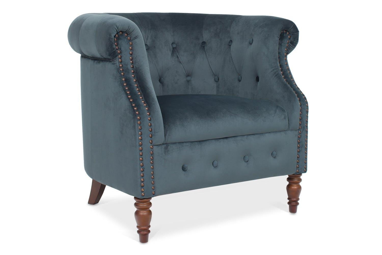 Kyoto Tub Chair   Blue   Ireland