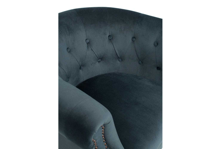 Kyoto Tub Chair   Blue
