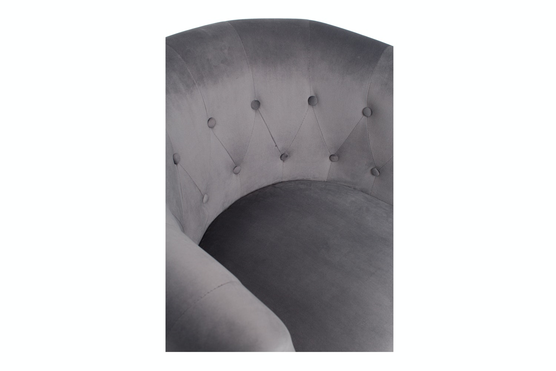 Kyoto Tub Chair   Grey