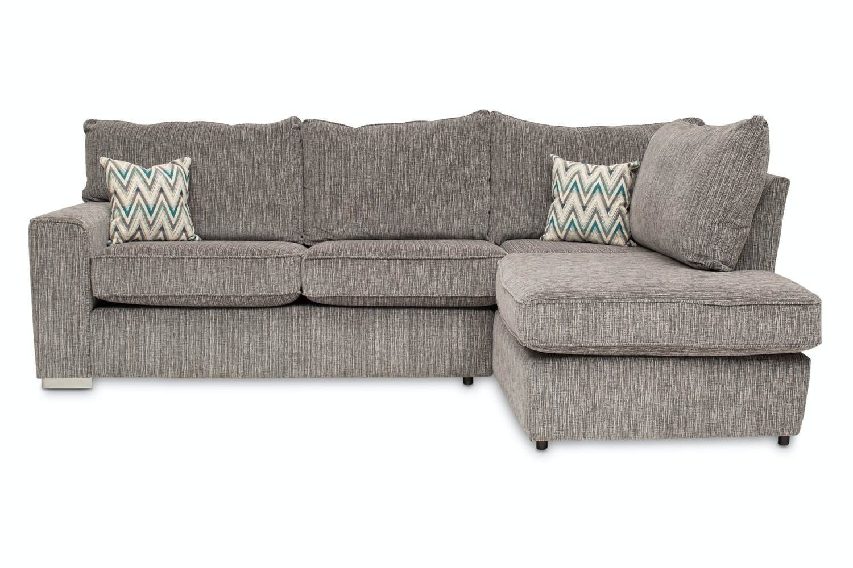 Zinc Chaise | Grey