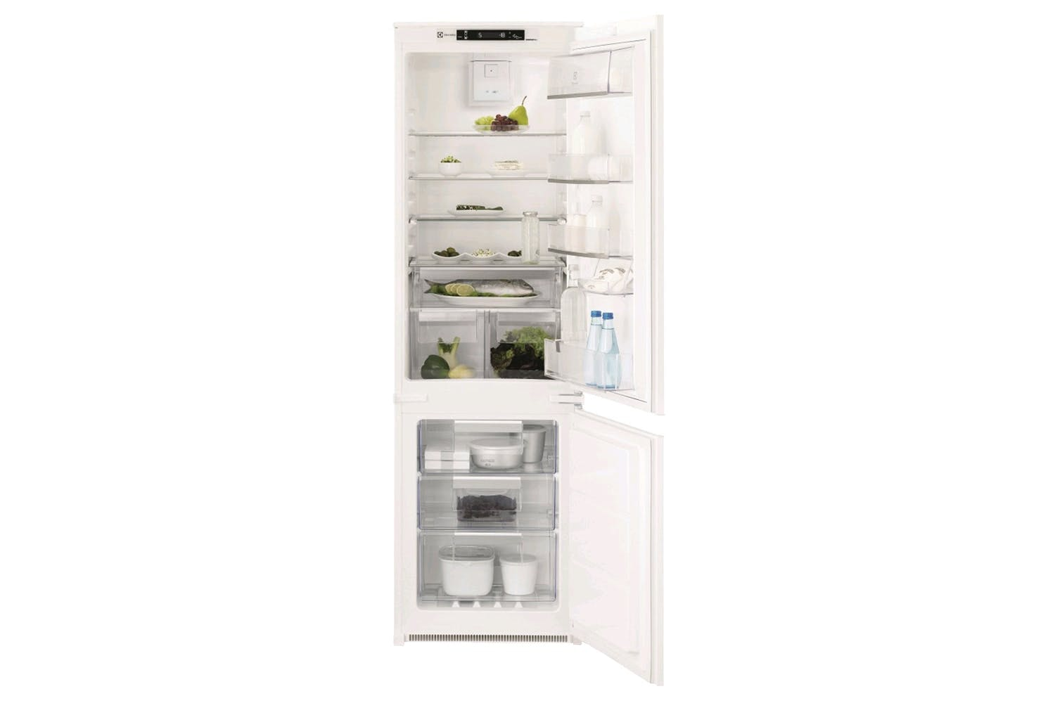 Electrolux Built-in Fridge Freezer | ENN2853COW