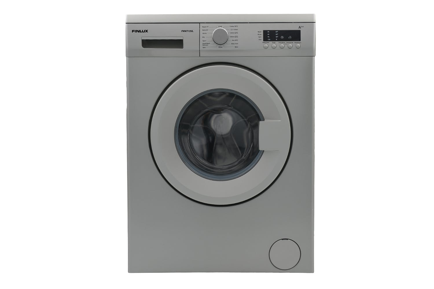 Finlux 7kg Washing Machine | FWM712SIL