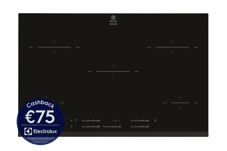 Electrolux 80cm Induction Hob | EHL8550FHK