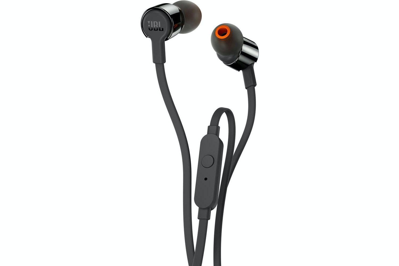 JBL T290 Pure Bass In-Ear Headphone |Black