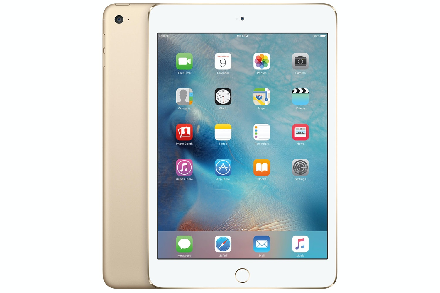 Apple iPad Air 2 Wi-Fi + Cellular 128GB | Gold