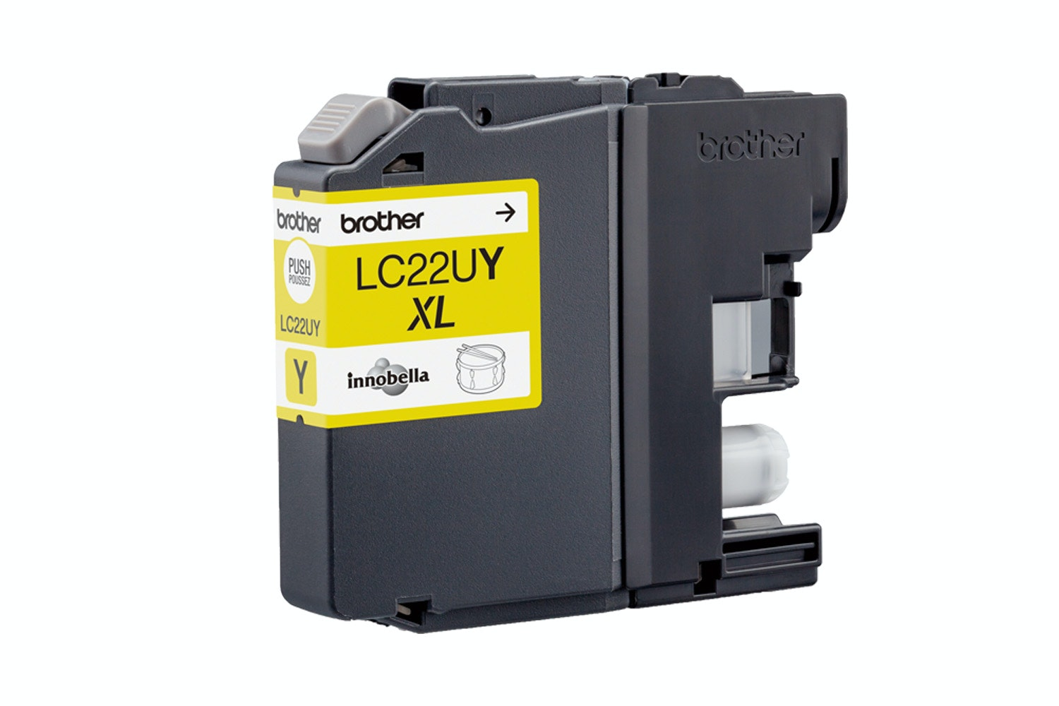 Brother LC22UY Ink Cartridge | Yellow