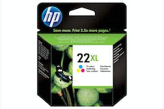 HP 22XL Original Ink Cartridge | Assorted