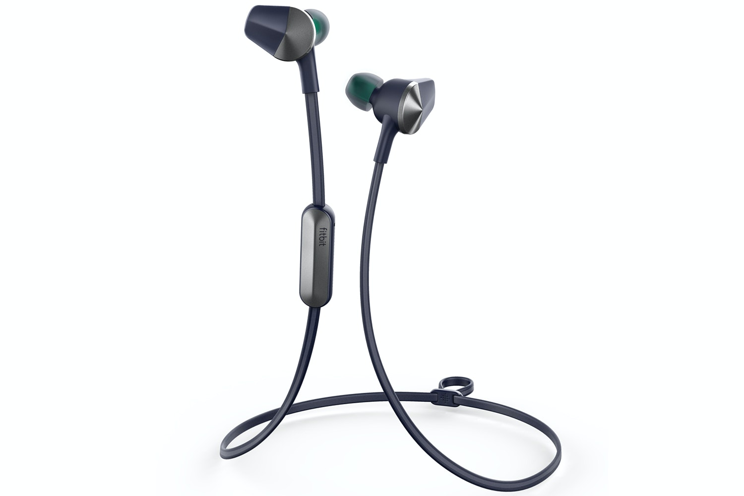 Fitbit Flyer Wireless In Ear Headphones | Nightfall Blue