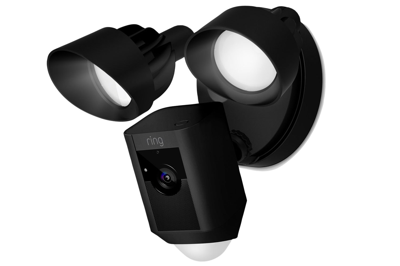 Ring Floodlight Security Camera | Black