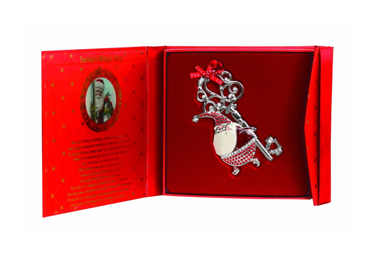 Tipperary Crystal Santas Magic Key