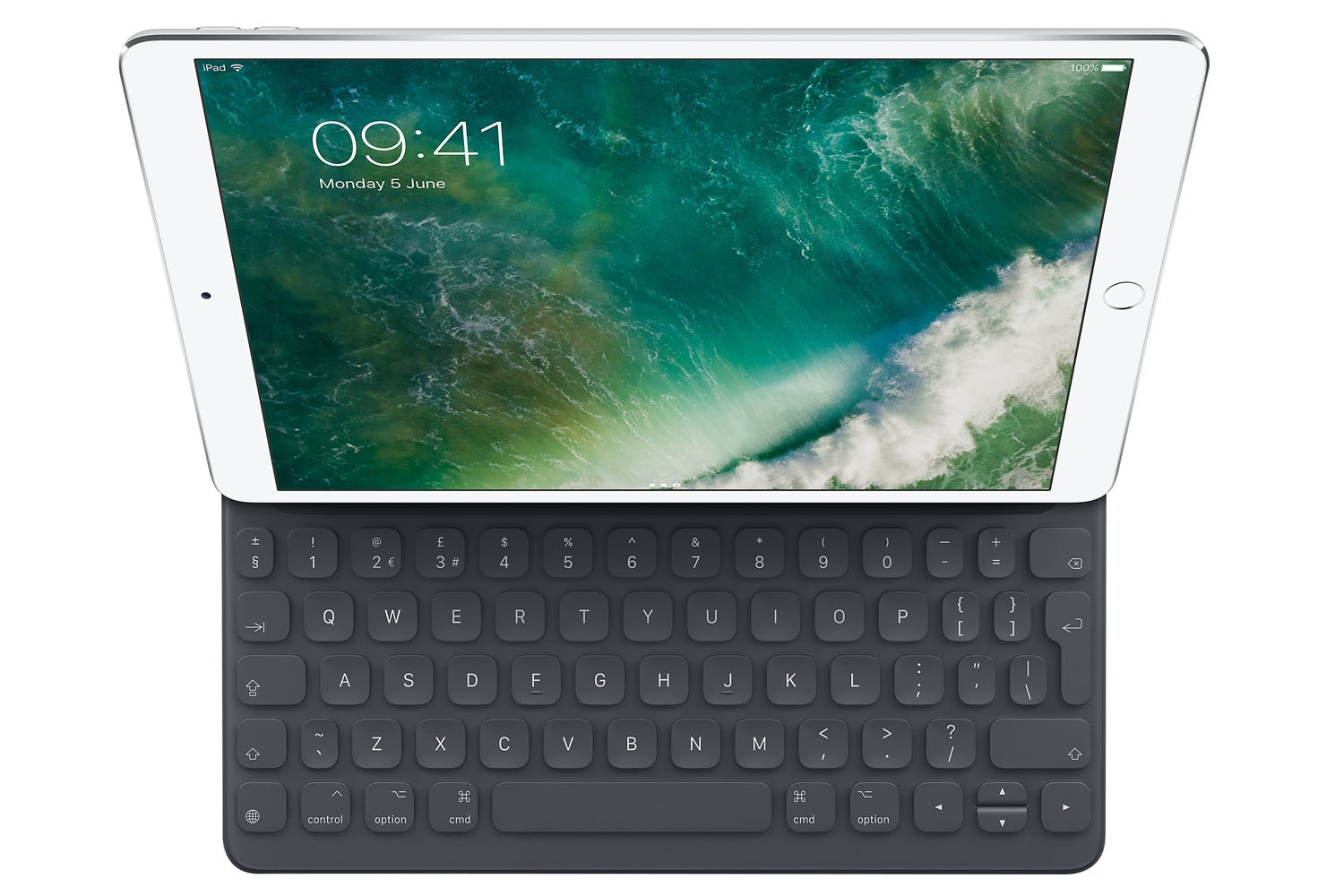 Apple 10.5-inch iPad Pro Smart Keyboard Folio Case