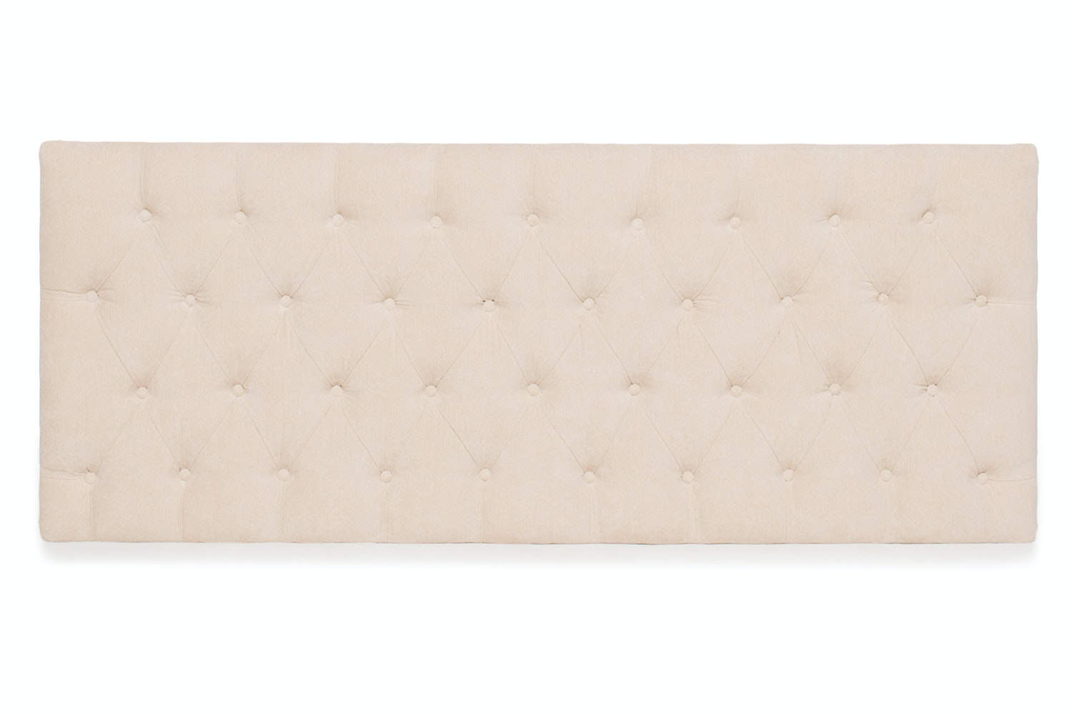 Marley Fabric Headboard | 4FT6 | Beige