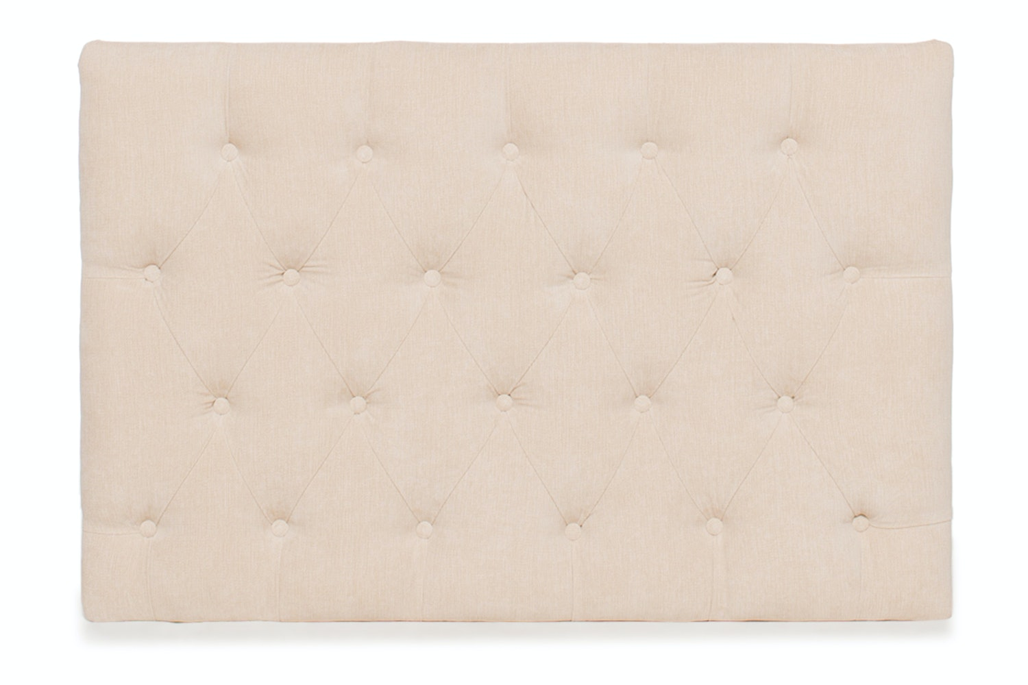 Marley Fabric Headboard | 3FT | Beige