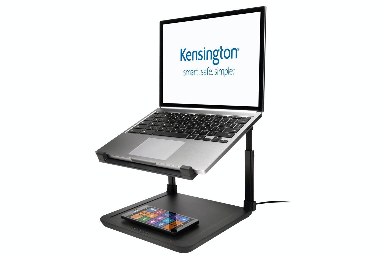 Kensington SmartFit Laptop Riser   Black