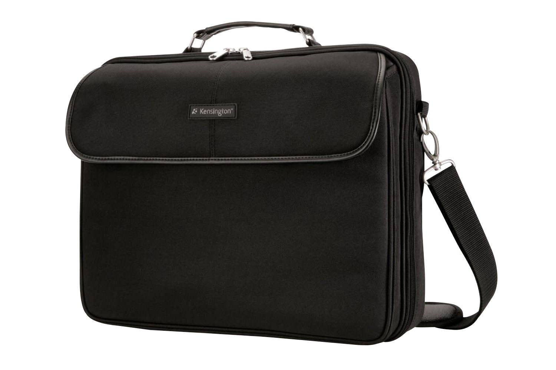 "Kensington 15.6"" Clamshell Case for Laptop Bags | Black"