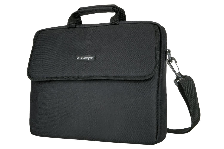"Kensington 17"" Classic Sleeve Laptop Bags   Black"