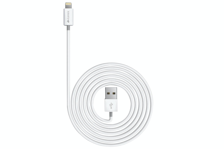 Kanex 1.2m Lightning Cable | White
