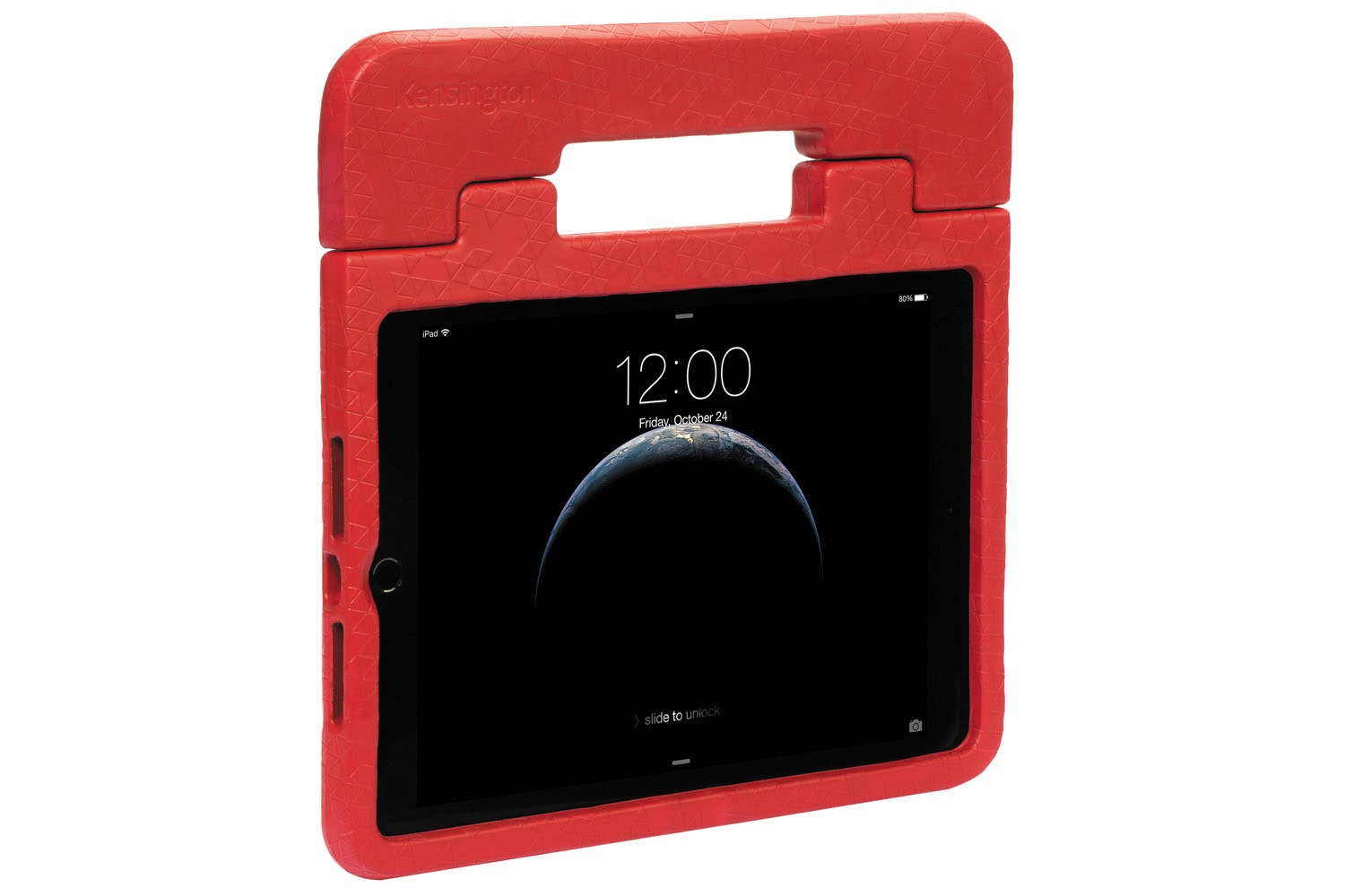 Kensington SafeGrip Rugged iPad Air 2 Case | Red