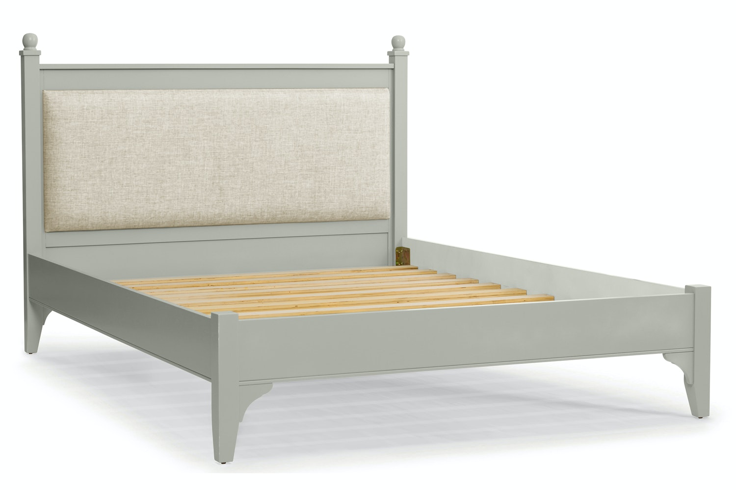 Lynwood Bed Frame | 6ft | Colourtrend with Fabric options