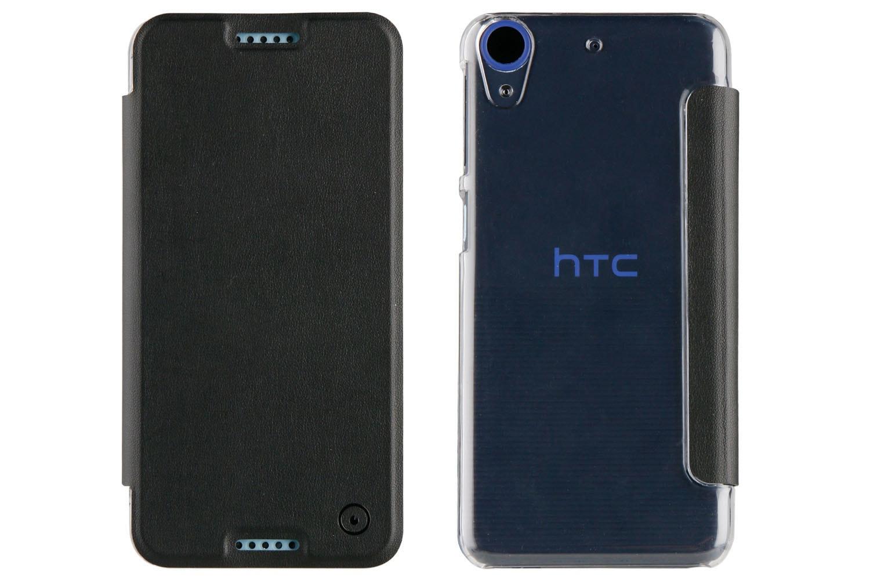Muvit HTC Desire 650 Folio Case | Black