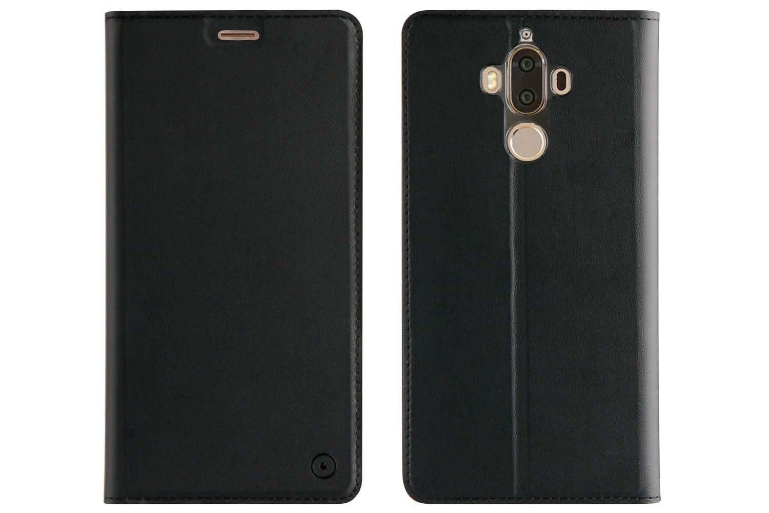 Muvit Folio Stand Huawei Mate 9 Case | Black