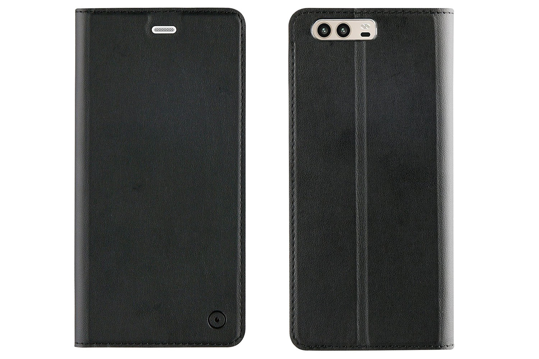 Muvit Huawei P10 Folio Case   Black